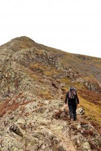 Blencathra - Halls Fell Ridge 1