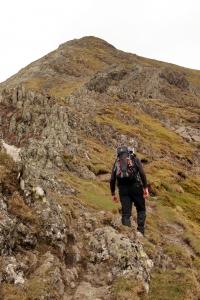 Blencathra - Halls Fell Ridge 2