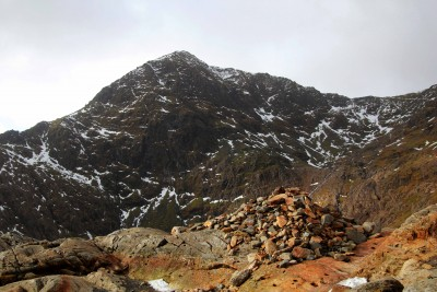 Snowdon from the Pyg Track 2