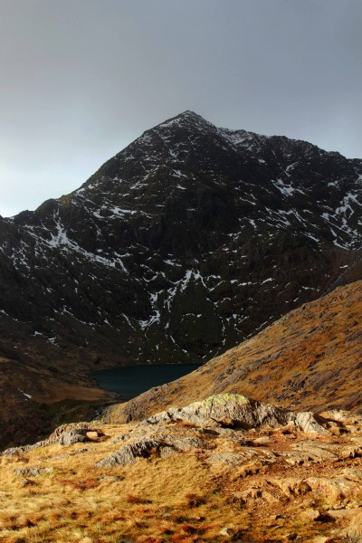 Snowdon from the Pyg Track 3